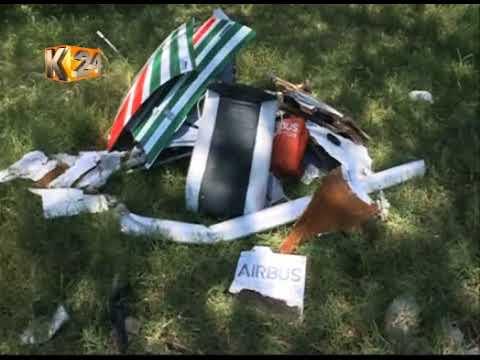 Search for victims of Lake Nakuru plane...