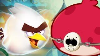 Angry Birds 2 - Funny Glitch Bomb's Halloween Treats Challenge!