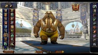 Serveur privé World oḟ Warcraft complétement fou ! Heroes of WOW