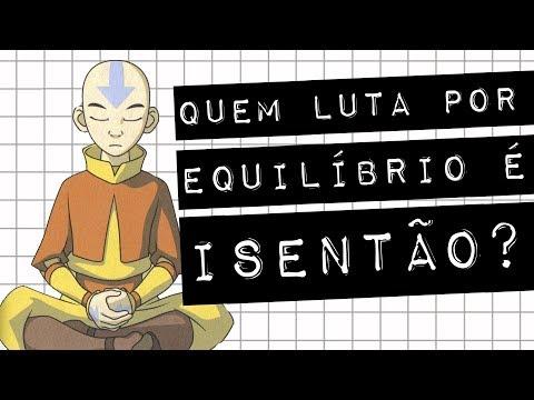 AVATAR & EQUILÍBRIO - Antídoto no #meteoro.doc