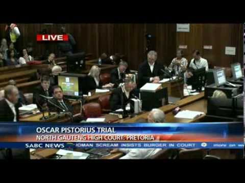 Oscar Pistorius Trial: Tuesday 4 March 2014, Session 2