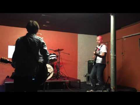 Good Mixer - This Is How It Feels (Inspiral Carpets cover), rehearsal