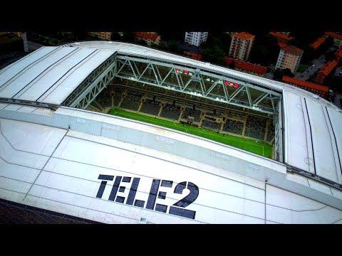 Tele2 Arena - Hammarby & Djurgården Football Stadium