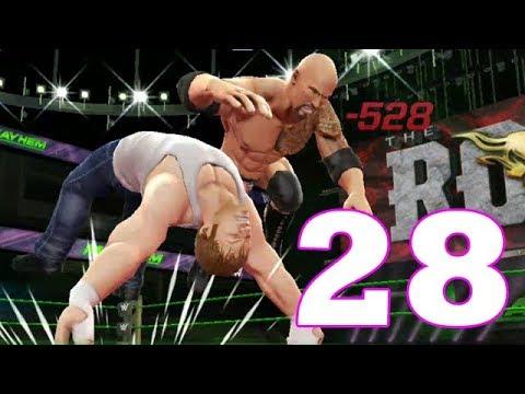 Download WWE Mayhem - The Rock Bottom - Part 28 [Season 9 Episode 3/3] - Android Gameplay