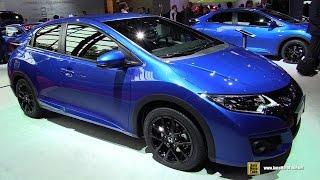 Honda Civic Sport 2015 Videos