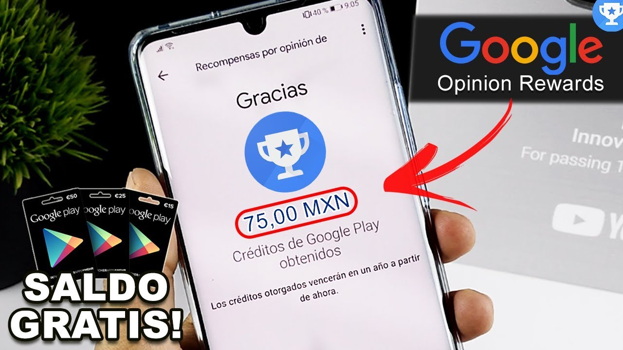 Como Ganar Saldo Gratis Para Google Play Y Diamantes En Free Fire 2019 100 Seguro Youtube