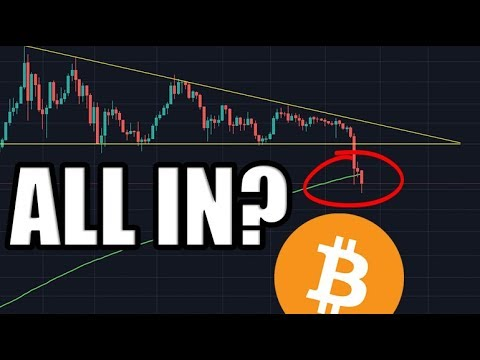 I Just Went All In? #Bitcoin