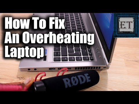 How to Fix An Overheating Laptop (2019) - 동영상