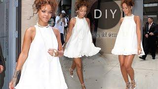 Diy Baby Doll Dress (rihanna Inspired)