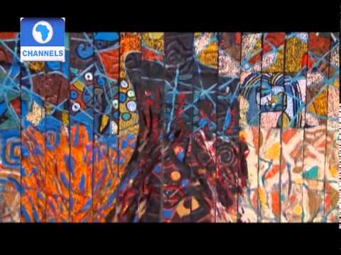 Arthouse: Society of Nigerian Artist Exhibits Painting, Sculptures At Omenka Gallery PT1