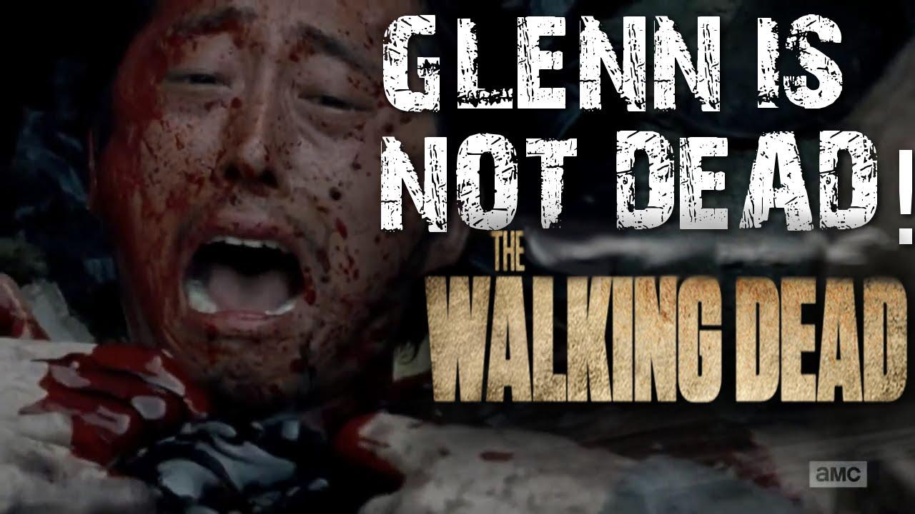 glenn tot the walking dead