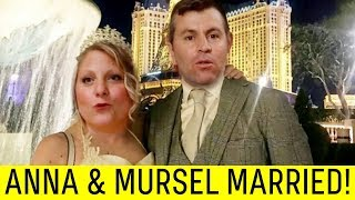 90 Day Fiance Anna and Mursel GOT MARRIED!!!
