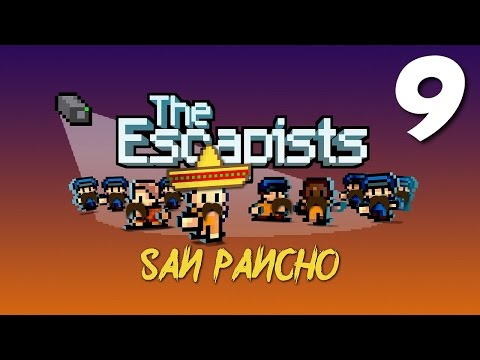"The Escapists | E09 ""Grappling Hook! 
