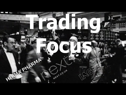 Stock outlook for Hikma Pharmaceuticals, Next PLC and International Consolidated Airlines Group