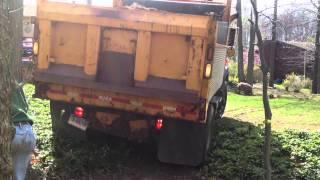 Dumping dirt part 2 success