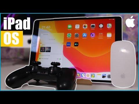 IPad OS обзор. Лучшие функции и фишки для Ipad