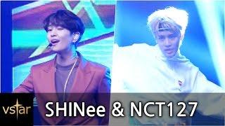 샤이니(SHINee) '1 of 1'(원오브원) & NCT 127 'View' 무대 @2016 대중문화예술상