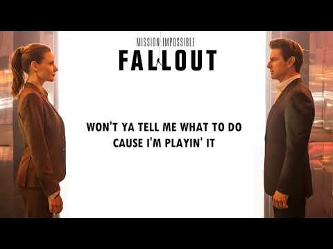 Imagine Dragons - Friction (Lyrics) Mission : Impossible 6 Fallout Trailer Title Song / Soundtrack