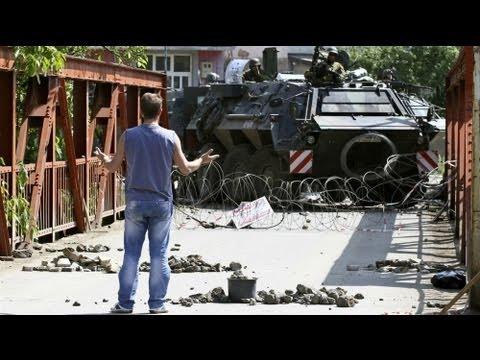Schießerei im Kosovo - Deutsche KFor-Soldaten verletzt