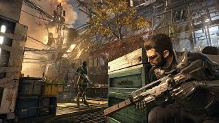 Deus Ex : Mankind Divided - Trailer de gameplay E3 2015
