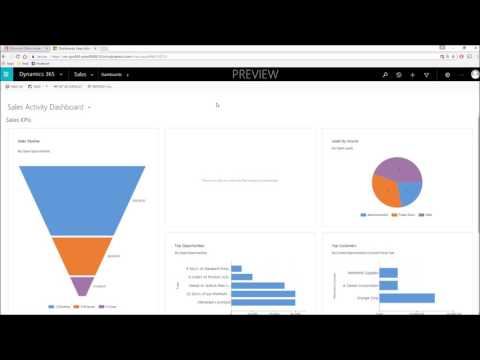 Introduction to Sales in Dynamics 365 Demo
