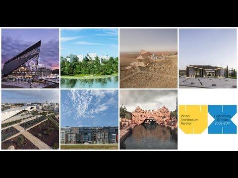 2017 World Architecture Festival Announces Day 1 | HD