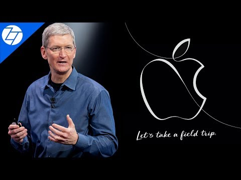 Apple March 2018 Event - What to Expect!