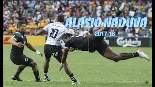 "Alasio Naduva / ""The Fijian Flash"" (2017-18 Highlights)"