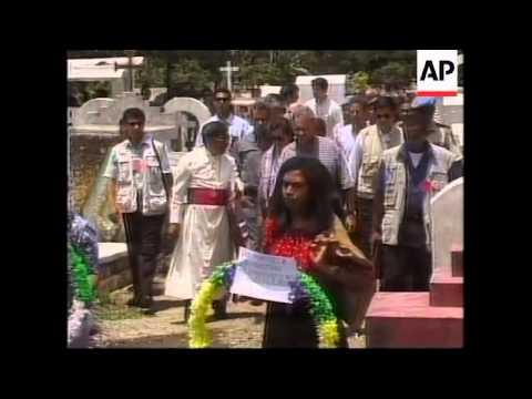 EAST TIMOR: BRAZILIAN PRESIDENT CARDOSO VISIT