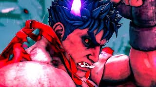 STREET FIGHTER 5: Kage Trailer (2018) PS4 / PC