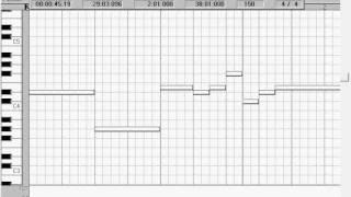 Mega Man 9 Wily Machine MIDI (Evolution MIDI Composer)