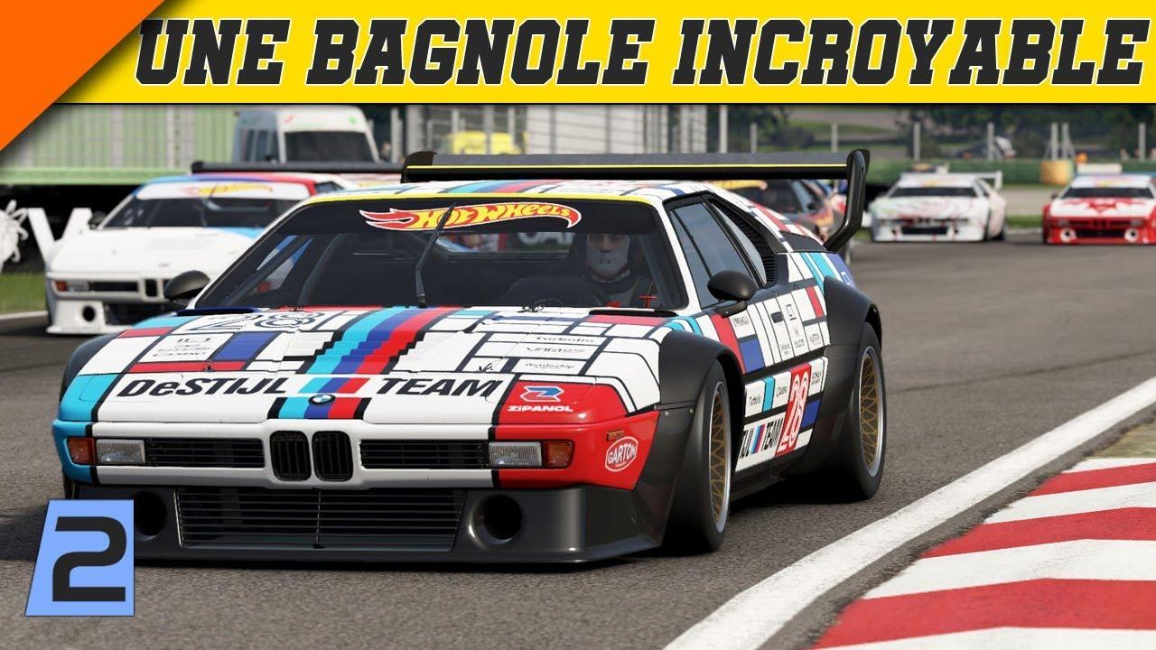 #1/3 Revivez la course de 1980 en BMW M1 à Imola ● Project CARS 2