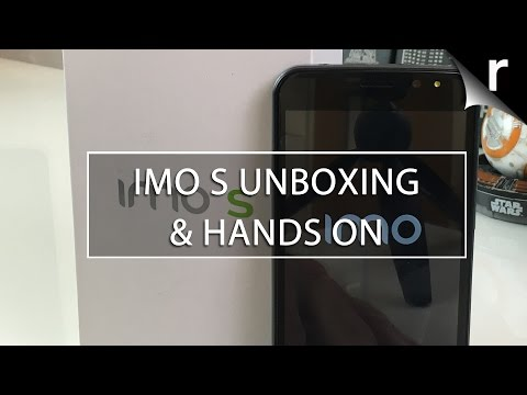 IMO S Unboxing & Hands-on Review