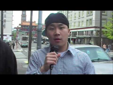 Top 10 Asian-American Rappers Interview with David Fung