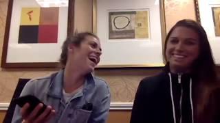 Kelley O'Hara Funny Moments