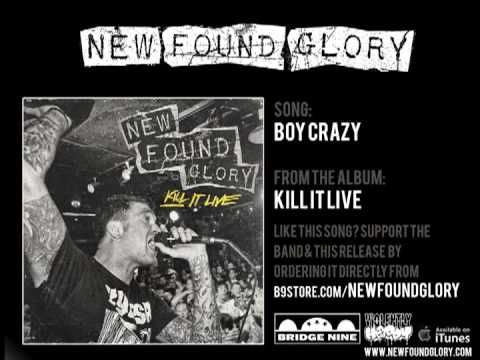 New Found Glory   Boy Crazy