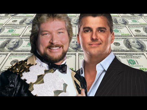 Ted DiBiase & Shane McMahon Mash Up -