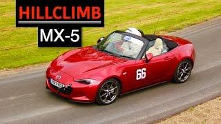 2017 Mazda MX-5 Miata Hillclimb - Inside Lane