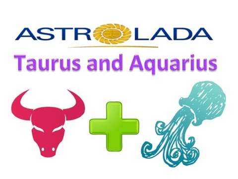 Aquarius and taurus dating