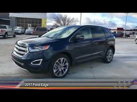 2017 Ford Edge Shreveport LA HBC40859