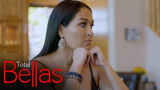 Nikki and Brie sit down for a heart-to-heart talk with their mom: Total Bellas, Dec. 3, 2020