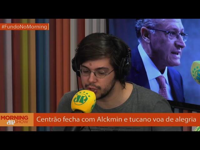 Alckmin conquista apoio importante; entenda