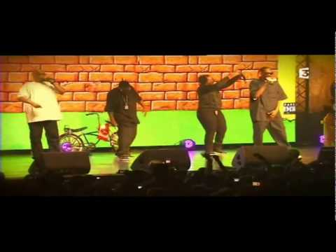 Snoop Dogg, Kurupt, RBX & Lady of Rage Live @ le Zénith, Paris, France, 07-04-2011 Pt.10