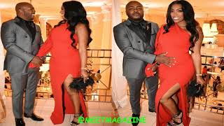 Porsha Williams fiance Dennis Mckinley called a gold digger & freeloader! Is he playing BAE? #RHOA
