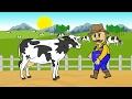 # 2017:traktör çizgi film: Çiftçi inek her mevsim | Çiftlik Çocukları |