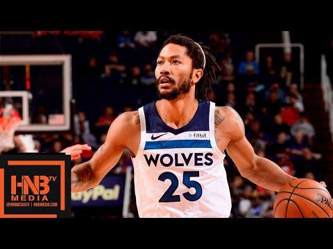 Minnesota Timberwolves vs Phoenix Suns Full Game Highlights   12.15.2018, NBA Season