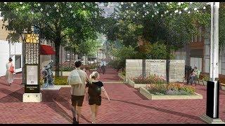 Iowa City Update: Pedestrian Mall Improvements