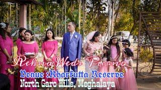 Rekna Weds Purno | Kharkutta, North Garo Hills | Wedding Video.