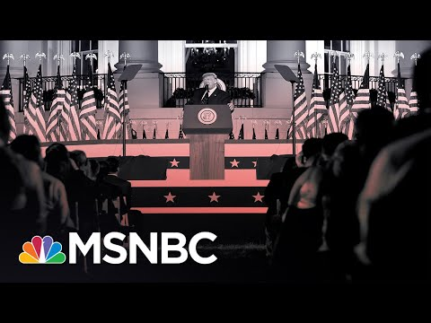 Memo to Trump: 'You Have Ripped Up Any Semblance Of Democracy By The Roots' | MSNBC
