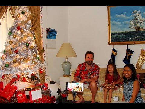 Christmas Morning 2016 ~ Part 1